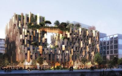 Dix projets hôteliers fous qui embelliront la capitale !